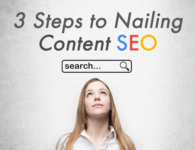 Content SEO strategy