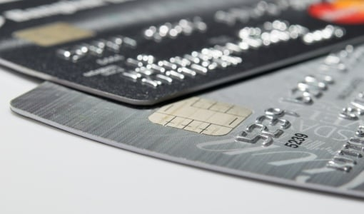 Credit cards with chip and PIN