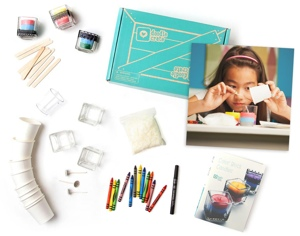 Doodle Crate candle making kit