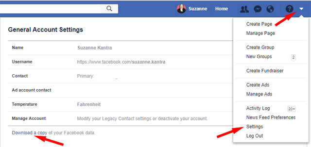 How to Delete Your Facebook Account Permanently - Techlicious