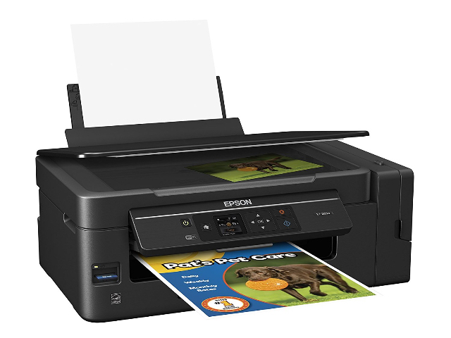Epson Expression ET-2650 EcoTank printer