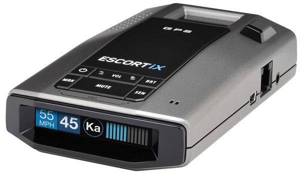 escort ix vs 9500ix