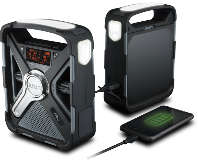 Eton FRX5 weather radio