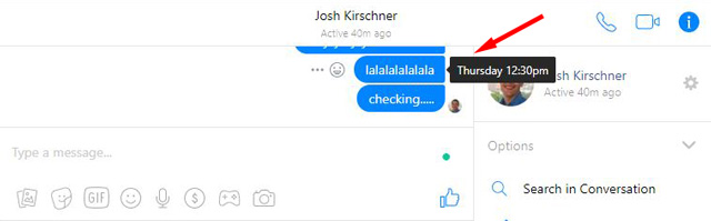 How to Tell if Your Facebook Messages Have Been Read - Techlicious