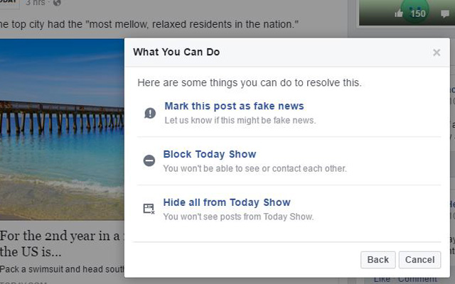 how to find out who reports you on facebook