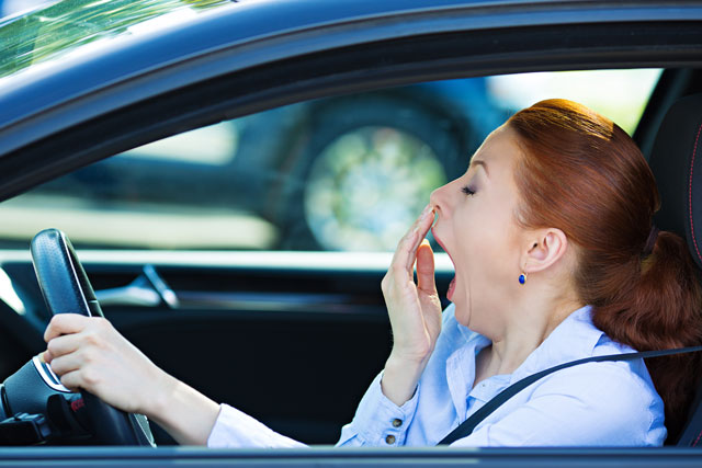 Can Your Car Keep You Alert?