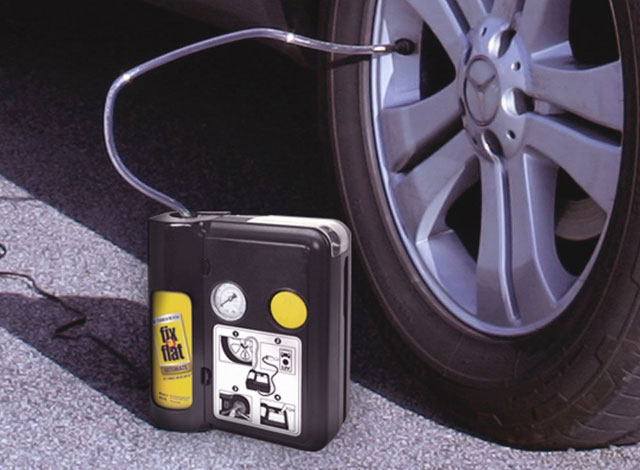 Fix-A-Flat Ultimate 1-Step Tire Repair Kit