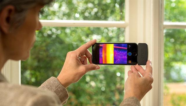 FLIR ONE Thermal Imaging Camera