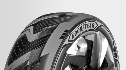 Goodyear BH-03 electricity-generating concept tire