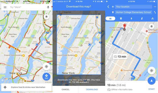5 Best Navigation Apps - Techlicious Send Google Map Route To Phone on google maps overview, google maps menu, google maps green pin, google maps zoom in, google maps map, google maps thumbnail,