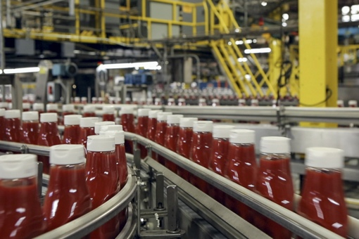 Heinz Ketchup Plant in Ohio