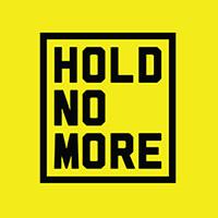 HoldNoMore logo
