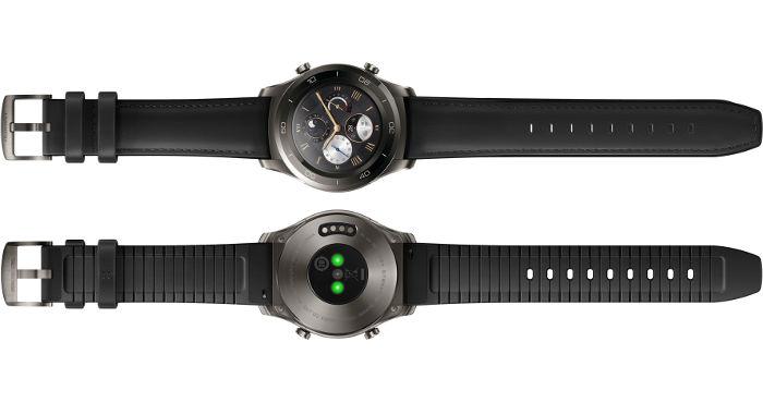 Huawei Watch 2 Classic: A Stylish New Smartwatch - Techlicious