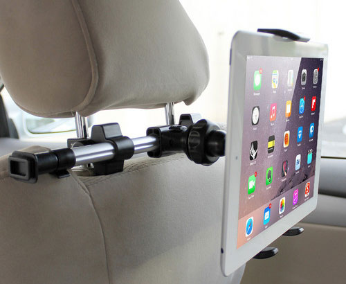 Inexpensive Diy Rear Seat Entertainment Systems Techlicious