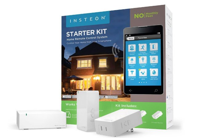 Insteon Hub and Dimmer