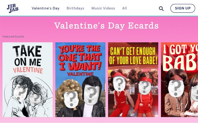 JibJab Valentine's Day