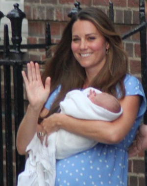Royal Baby Prince George Alexander Louis