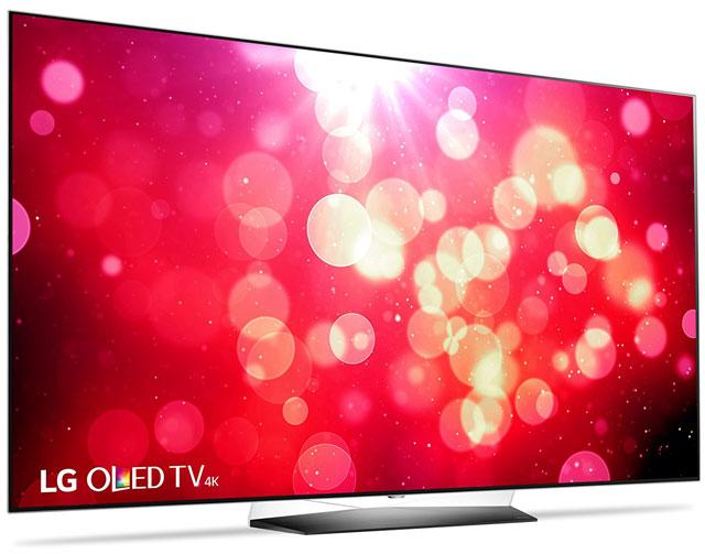 LG OLED TV B7A Series