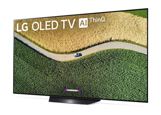 LG B9 4K Smart OLED TV with ThinQ