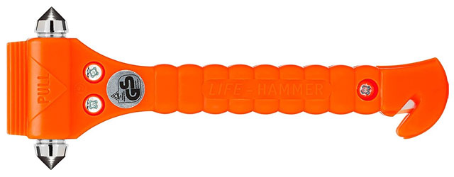 Lifehammer Emergency Tool