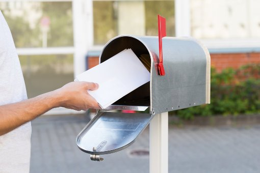 Outdoor mailbox