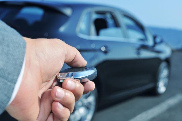 Hacking Keyless Entry Cars