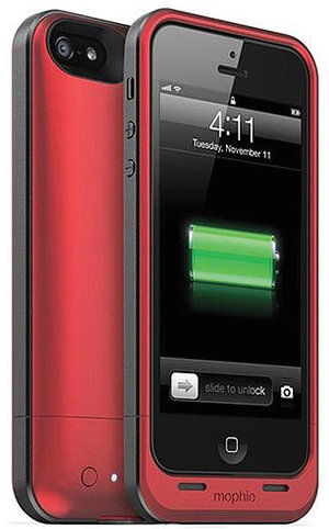 Mophie Red iPhone Case