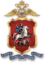 Moscow police crest