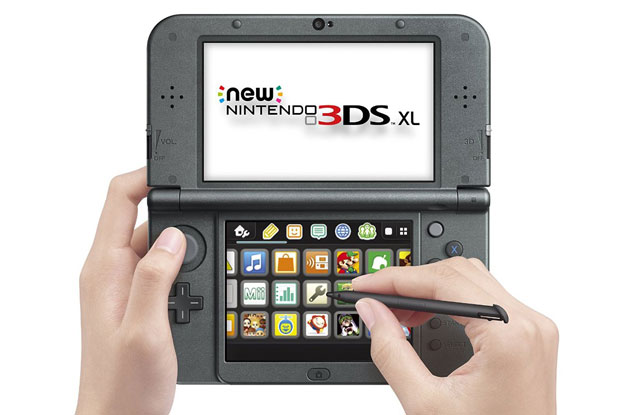 Nintendo 3DS XL 3D Gaming System