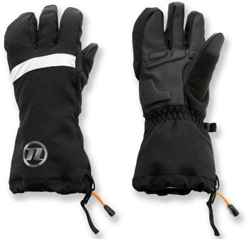 Novara Stratos Tech-Compatible Bike Gloves