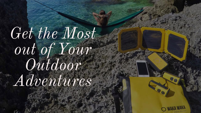 Get More out of Your Outdoor Adventures