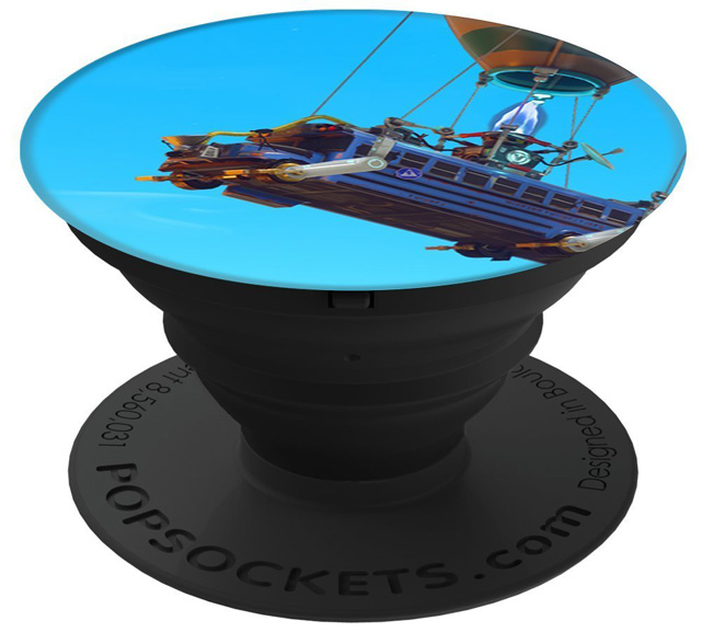 Fortnite Battle Bus PopSockets Stand