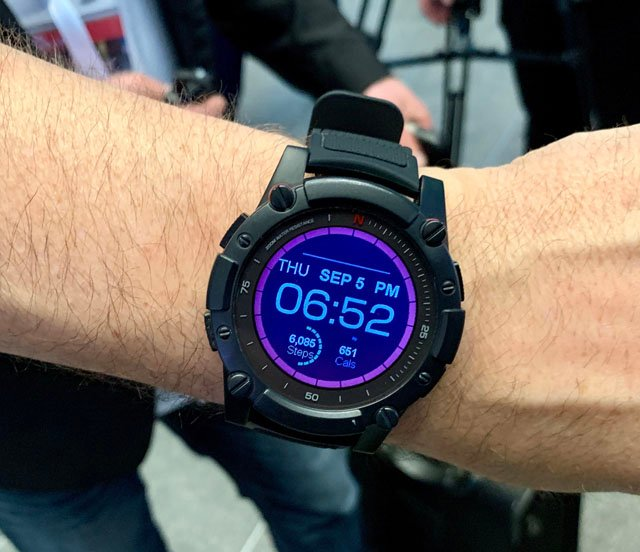PowerWatch Series 2 Smart Watch