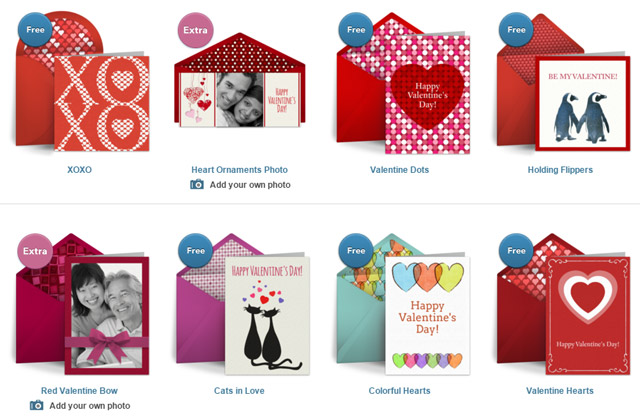our favorite ecard sites  techlicious, Greeting card