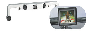 American Road Products ReverseGuard Rear View Camera