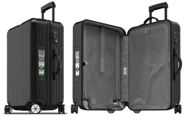 RIMOWA Salsa Multiwheel with Electronic Tag