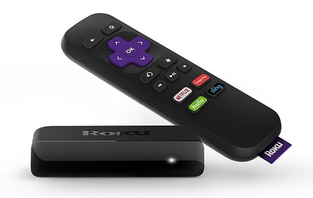 Roku Express Streaming Media System