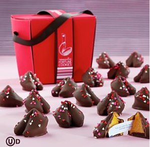 Romantic Fortune Cookies