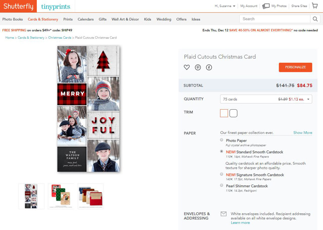 Holiday Card Sites & Apps That Mail Cards for You - Techlicious