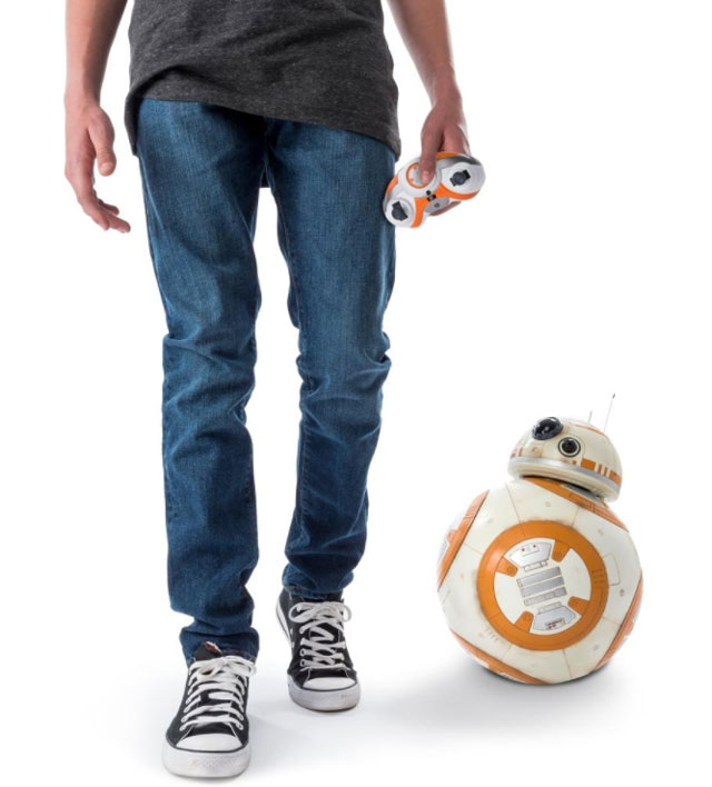 Spin Master Star Wars Hero Droid BB-8