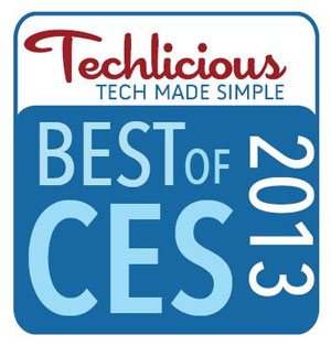 Techlicious Best of CES Awards 2013