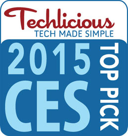 Techlicious Top Picks of CES 2015