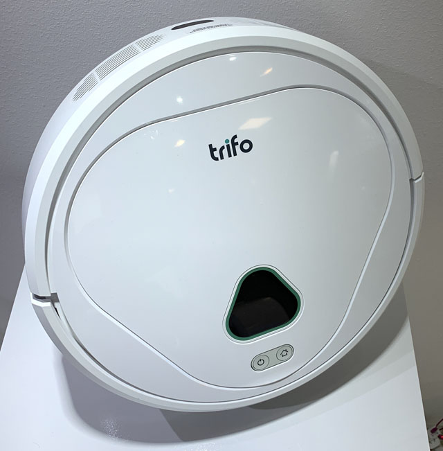 Trifo Max Home Surveillance Robot Vacuum Cleaner