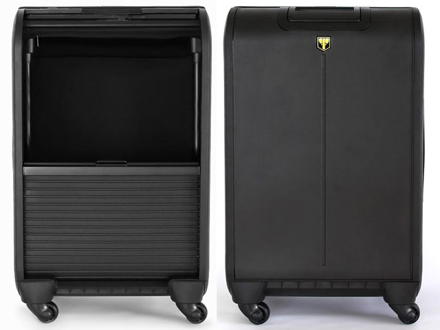 Trunkster carry-on
