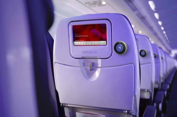 Virgin America Nest Thermostats
