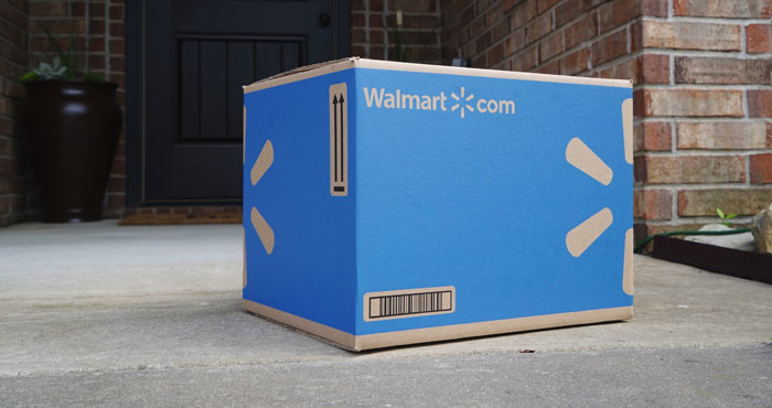 Walmart Offers Free One Day Delivery