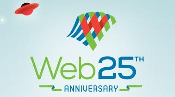 Web at 25 image