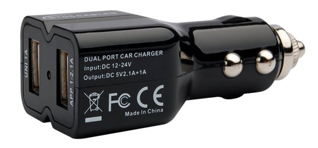 9to5Cables Dual USB Car Charger