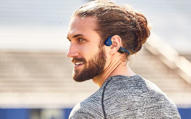 Best headphones for road running: Aftershokz Trekz Air