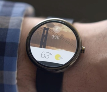 Google's Android Wear smart watch operating system